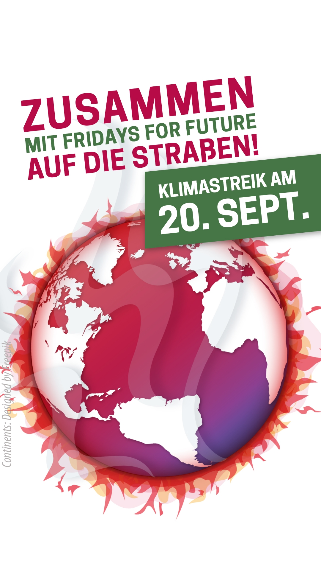 Globaler Friday For Future Streik @ Global, u.a. Hagen, Iserlohn, Dortmund, evtl. Lüdenscheid